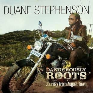 Duane Stephenson<br>Dangerously Roots<br>CD